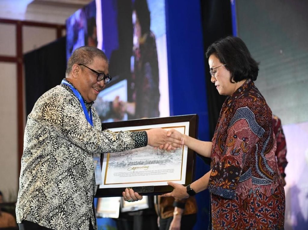 Kemensos Sabet Penghargaan Pengelolaan Barang Milik Negara 2019