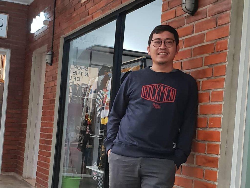 Achmad Zaky Suntik Dana untuk Startup Eduka System