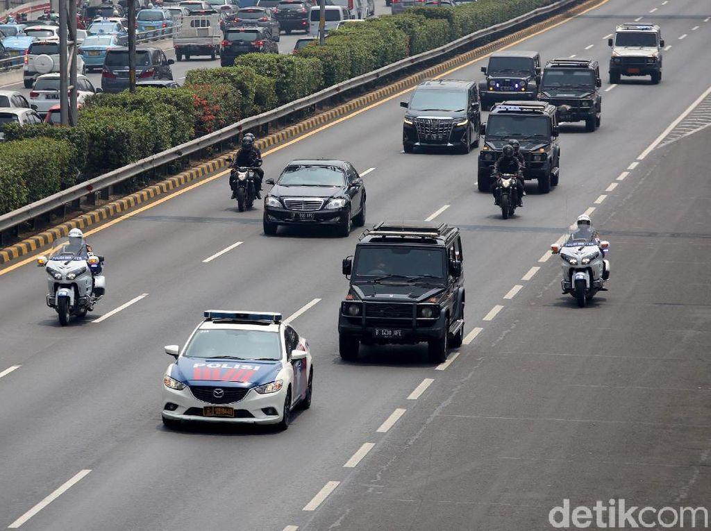 Polisi Ungkap Sosok Pengemudi Mini Cooper yang Coba Masuk Rangkaian RI 2