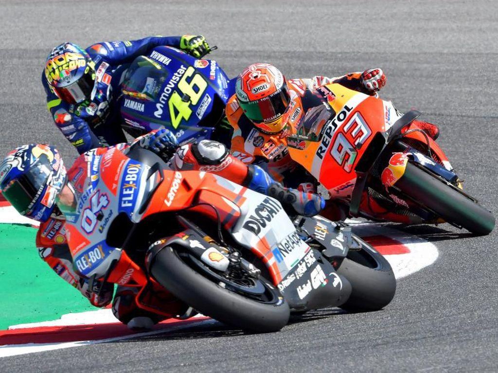 MotoGP San Marino dalam Angka-Angka