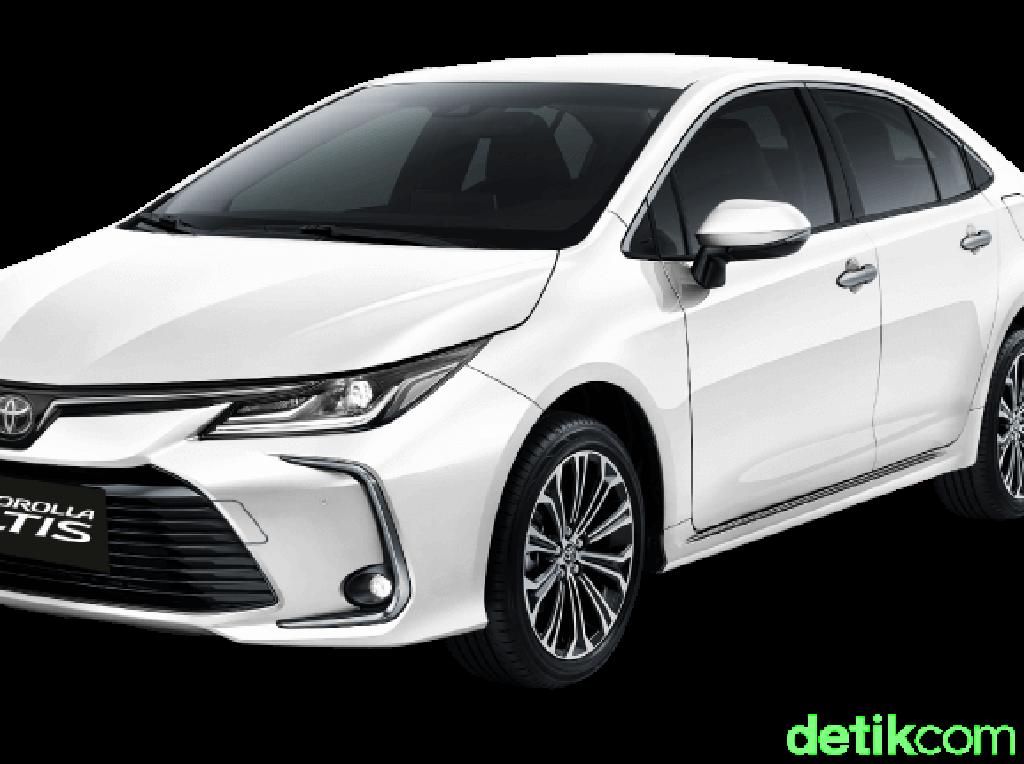 Toyota Corolla Altis Meluncur, Dibanderol Mulai dari Rp 468,2 Juta