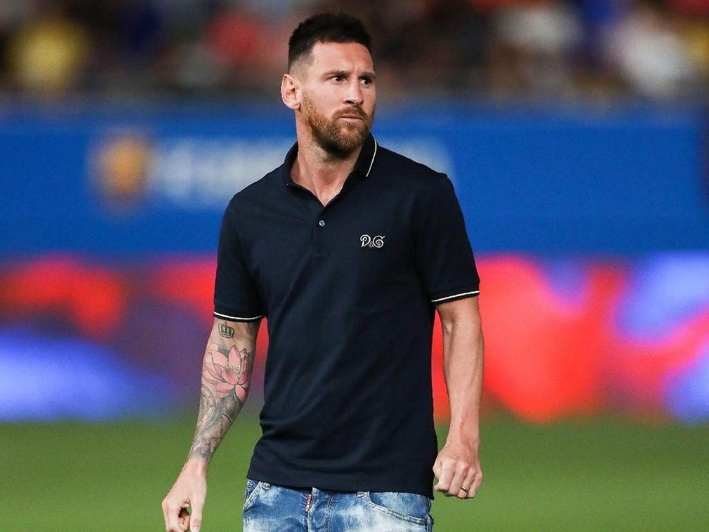 Diam-diam Capello Pernah Mau Bawa Messi ke Juventus