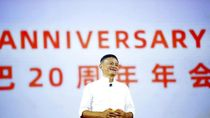 Target Alibaba Meleset, Jack Ma Salahkan Hari Senin