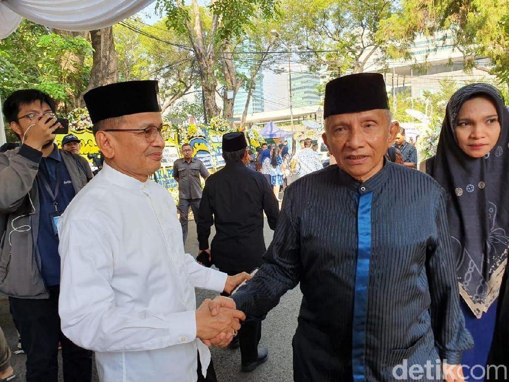 Amien Rais: BJ Habibie Bikin Indonesia Dihormati Dunia Internasional