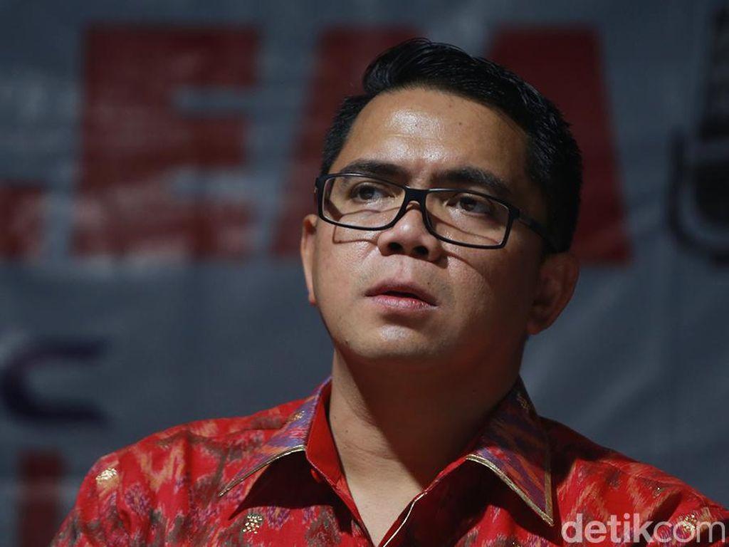 Mega Didesak Minta Maaf ke Emil Salim, Arteria: Itu Tanggung Jawab Saya