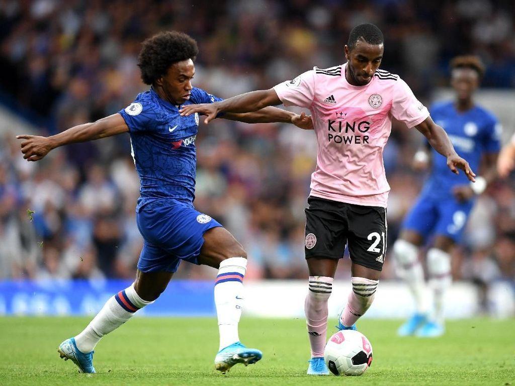 Willian: Chelsea Bisa Kok Raih Trofi Musim Ini