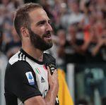 Sudah Tinggalkan Juventus, Higuain Tiba di Inter Miami