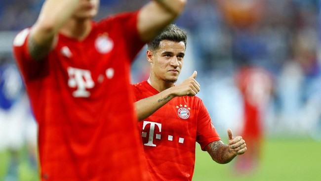 Philippe Coutinho meminta nasihat Roberto Firmino sebelum gabung Bayern Munich. (Foto: Ralph Orlowski / Reuters)