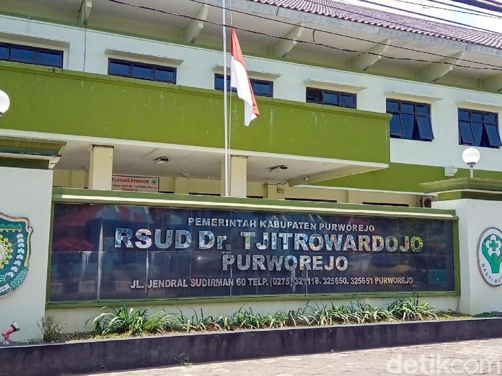 Warga Resah, Keluarga Positif COVID-19 di Purworejo Dievakuasi ke RS
