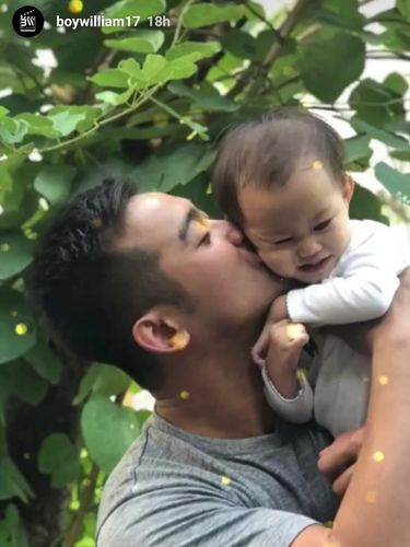 Janji Boy William akan Rawat Anak Mendiang Adik