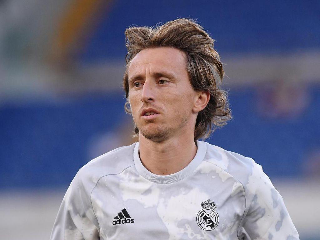 Daftar Cedera Madrid Bertambah, Kini Modric