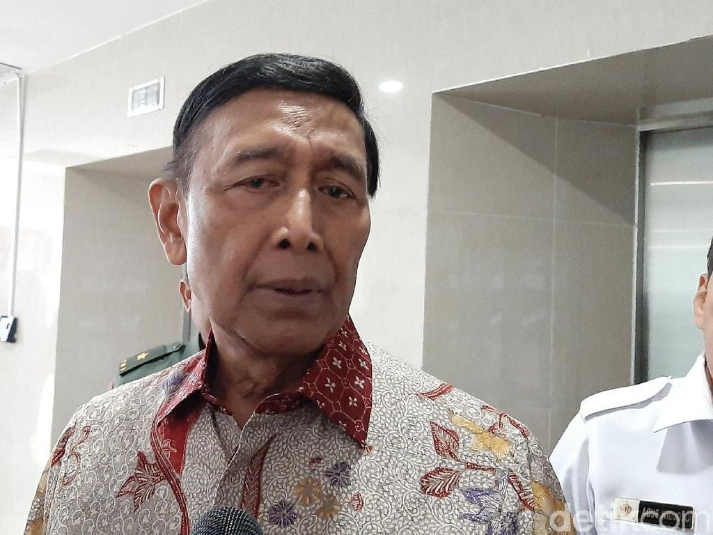 Wiranto: Siapa Pun yang Terpilih Jadi Ketua KPK Kita Syukuri