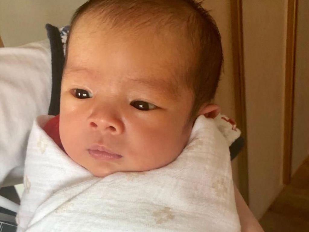 Wajah Anak Kedua Sandra Dewi Terungkap!