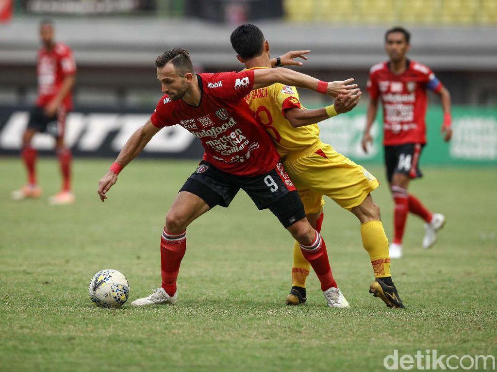 Klasemen Liga 1 2019: Bali United Belum Terkejar