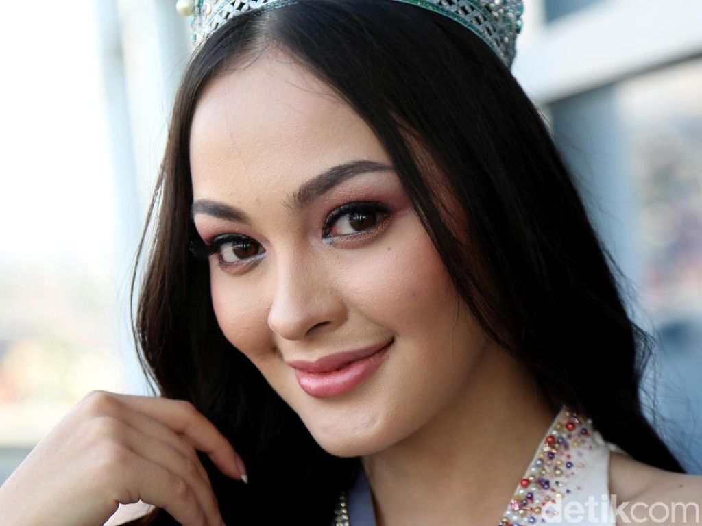 Mengenal Jolene Marie, Wakil Indonesia di Kontes Miss International 2019