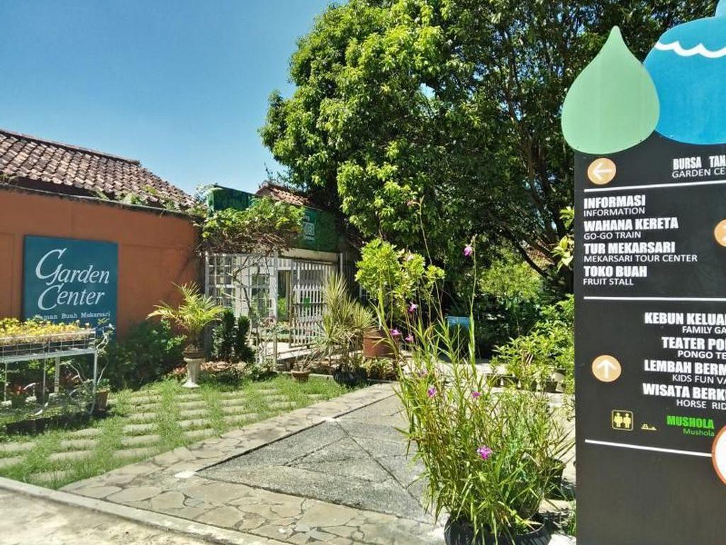 Weekend Getaway di Kebun Buah Mekarsari