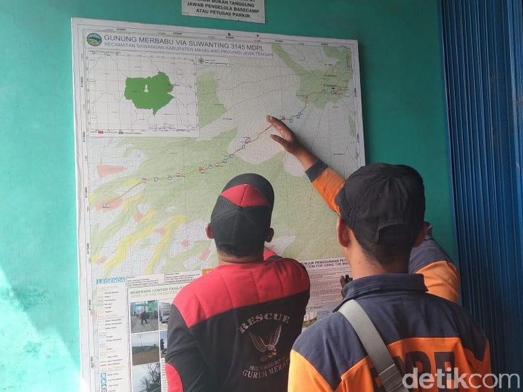 Pemkab Magelang Tetapkan Status Darurat Kebakaran Gunung Merbabu