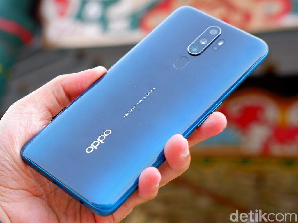 Beda Gaya Pembeli OPPO A9 2020 di Bandung dan Jakarta
