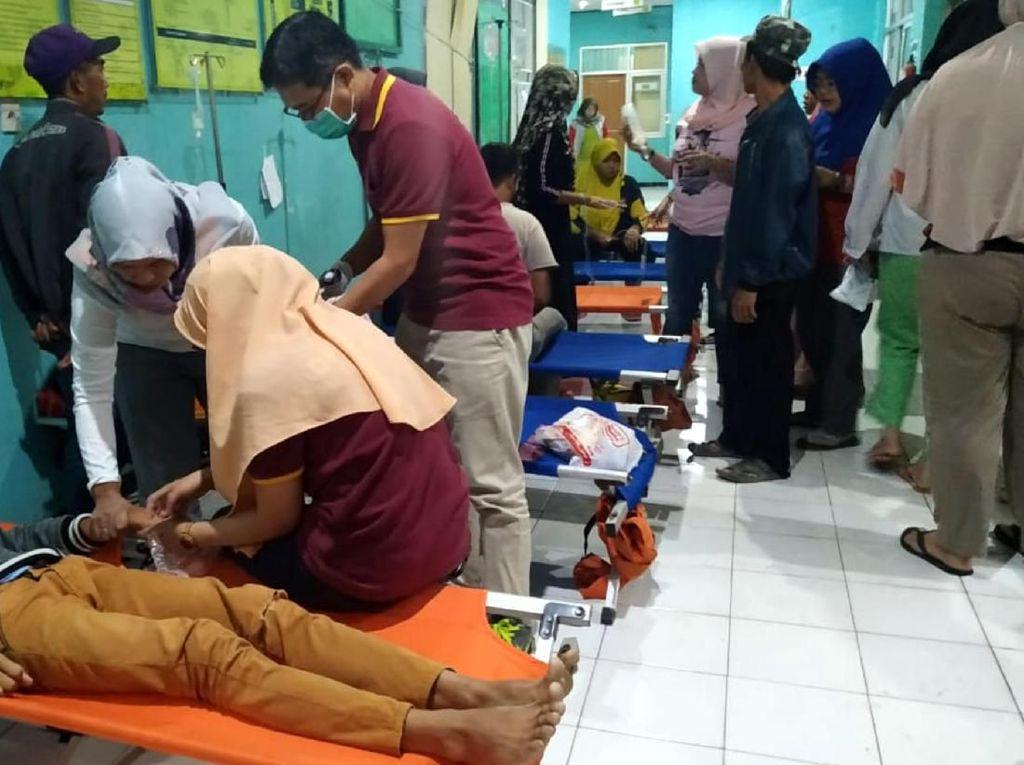 Korban Keracunan di Sukabumi 170 Orang, Pemkab Tetapkan KLB