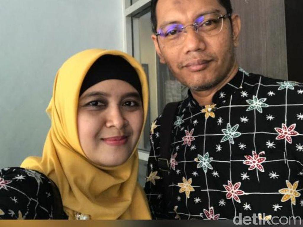 Nurul Ghufron Terpilih Pimpinan KPK, Istri: Hadiah Terberat Jelang Ultah