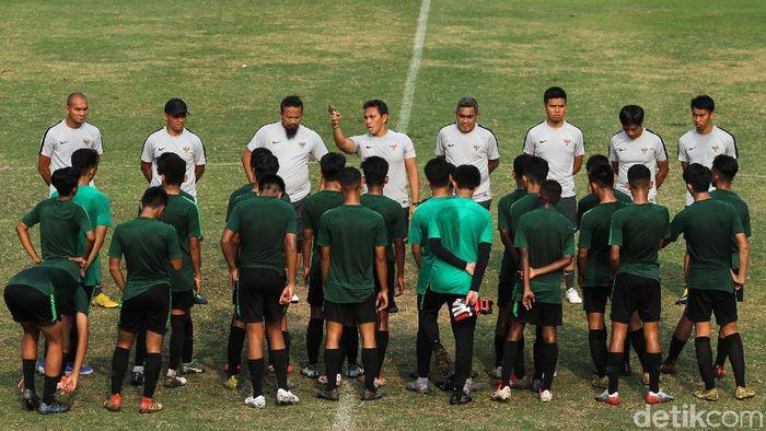 Timnas Indonesia U-16 sudah merilis daftar skuat untuk Kualifikasi Piala Asia 2020. (Foto: Rifkianto Nugroho)
