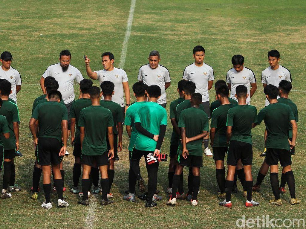 Timnas U-16 Rilis Skuat untuk Kualifikasi Piala Asia 2020