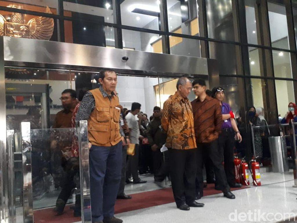 Agus Rahardjo: Rumornya Revisi UU KPK Diketok dalam Waktu Sangat Cepat