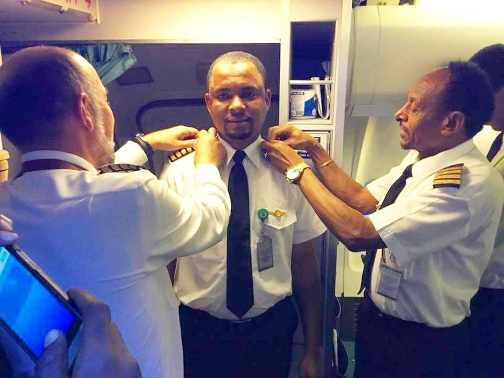 Kisah Inspiratif Pilot yang Awalnya Tukang Cleaning Service