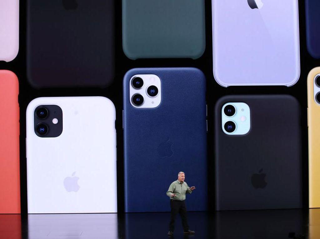 5 Fitur Ponsel Kekinian yang Tak Ada di iPhone 11