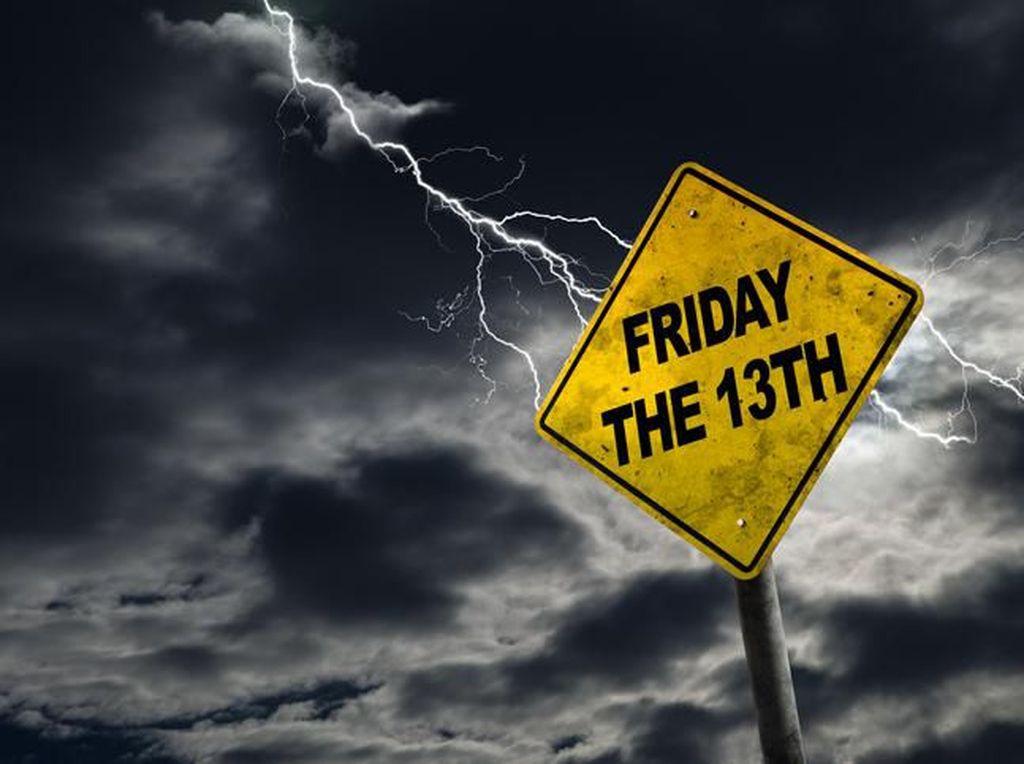 Tentang Friday the 13th, Hari yang Identik dengan Kesialan