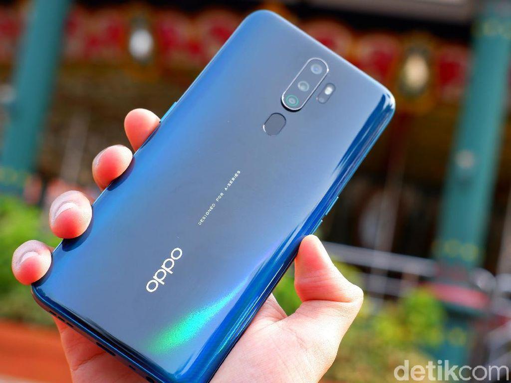 Unboxing Oppo A9 2020, Ponsel Lima Kamera yang Siap Menggoda