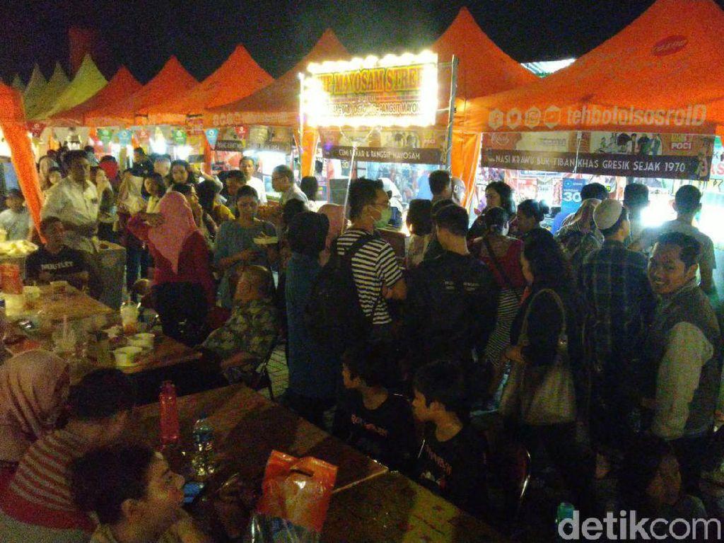 Foto: Keramaian Festival Kota Lama Semarang 2019