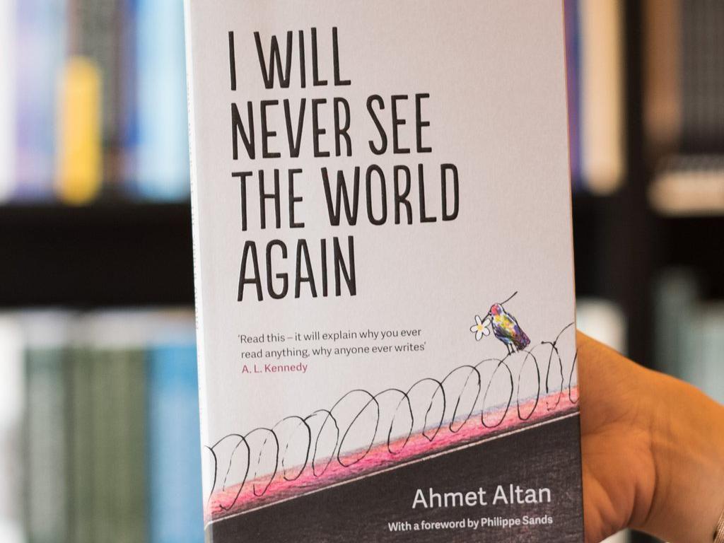 Penulis Turki Dibui Seumur Hidup karena Karyanya Jadi Sorotan