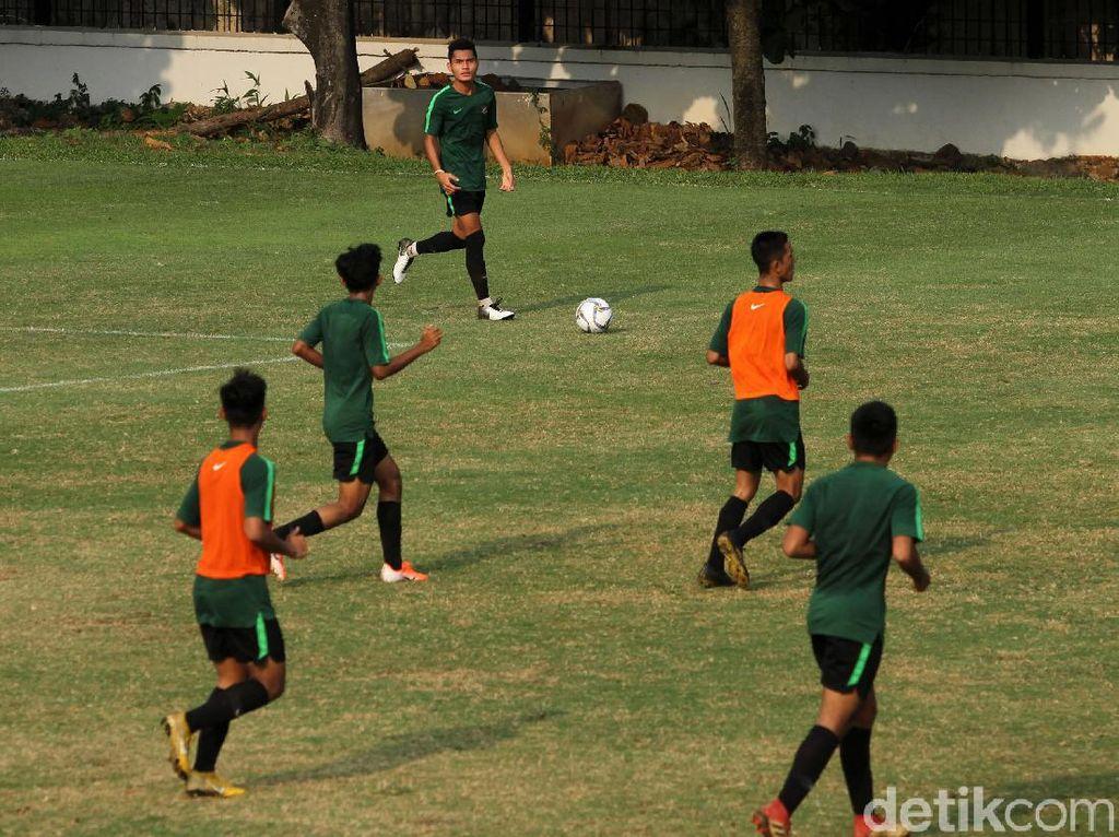 Melihat Persiapan Garuda Muda Jelang Piala Asia U-16 2020