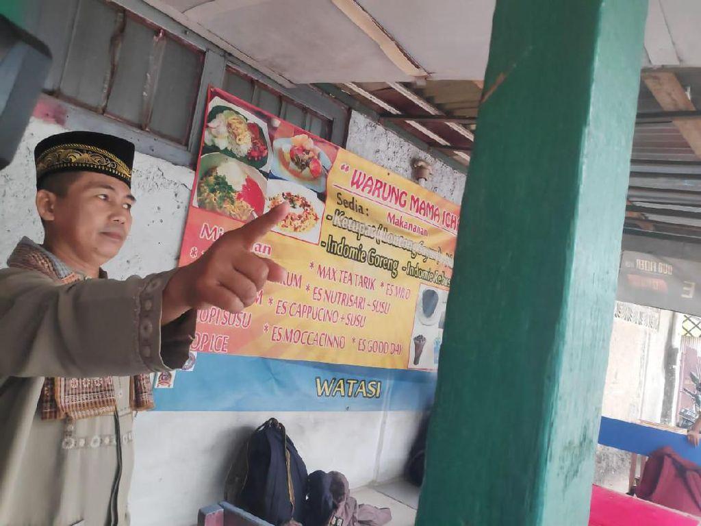 Pemilik Minta Ganti Rugi Warung yang Diamuk Anak Elvy Sukaesih