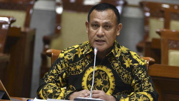 Polri Apresiasi DPR Yang Banyak Pilih Firli Sebagai Ketua KPK