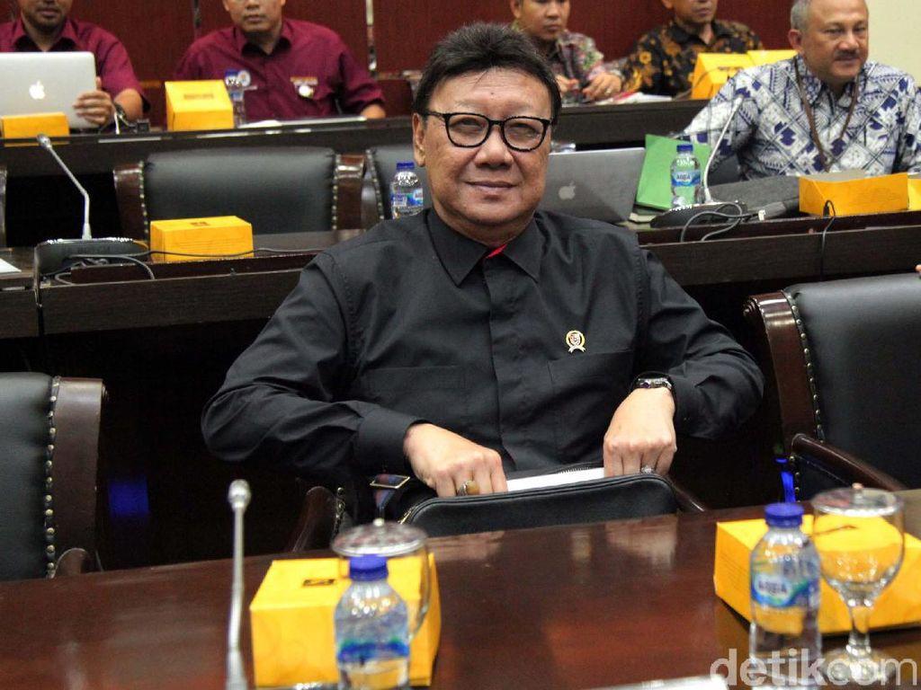 Kata Mendagri soal Fenomena Anggota DPRD Gadaikan SK