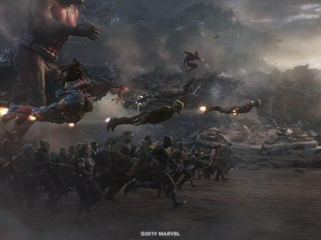 Dikritik Pedas, Marvel Tetap Juaranya