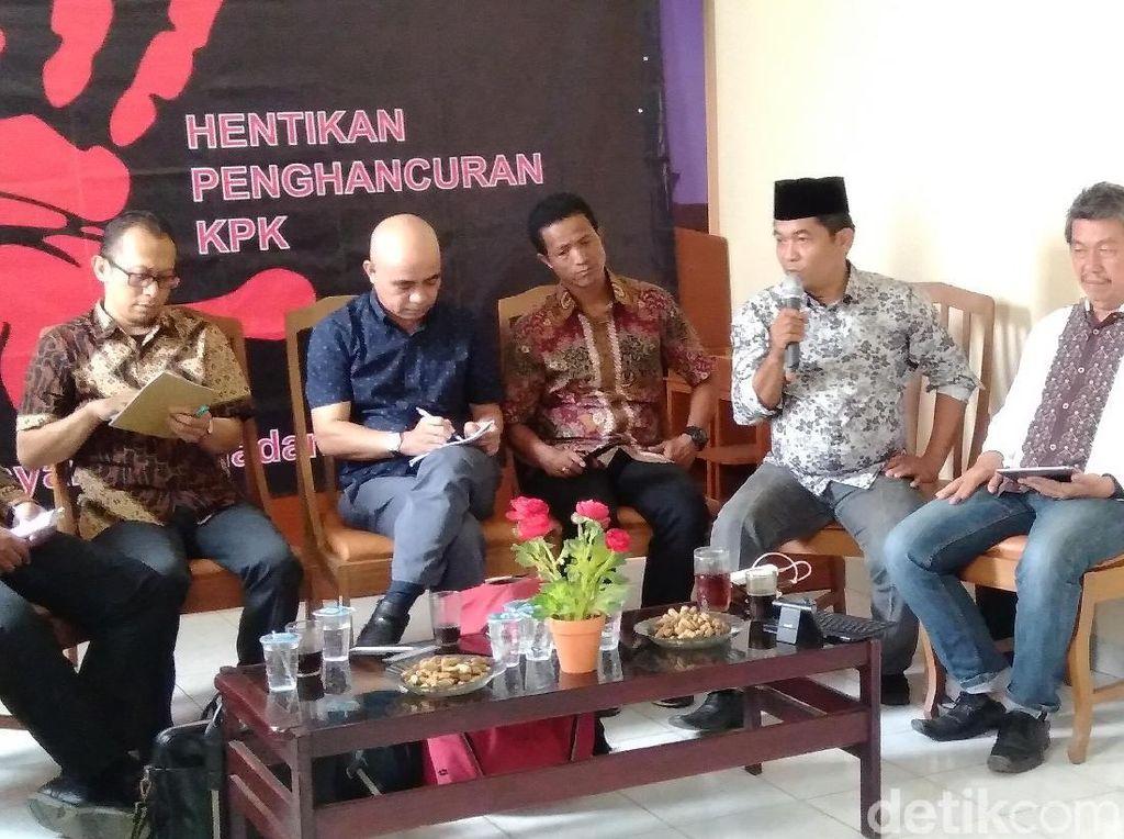 Ray Rangkuti Heran, Jokowi Kok Mudah Saja Setujui Revisi UU KPK