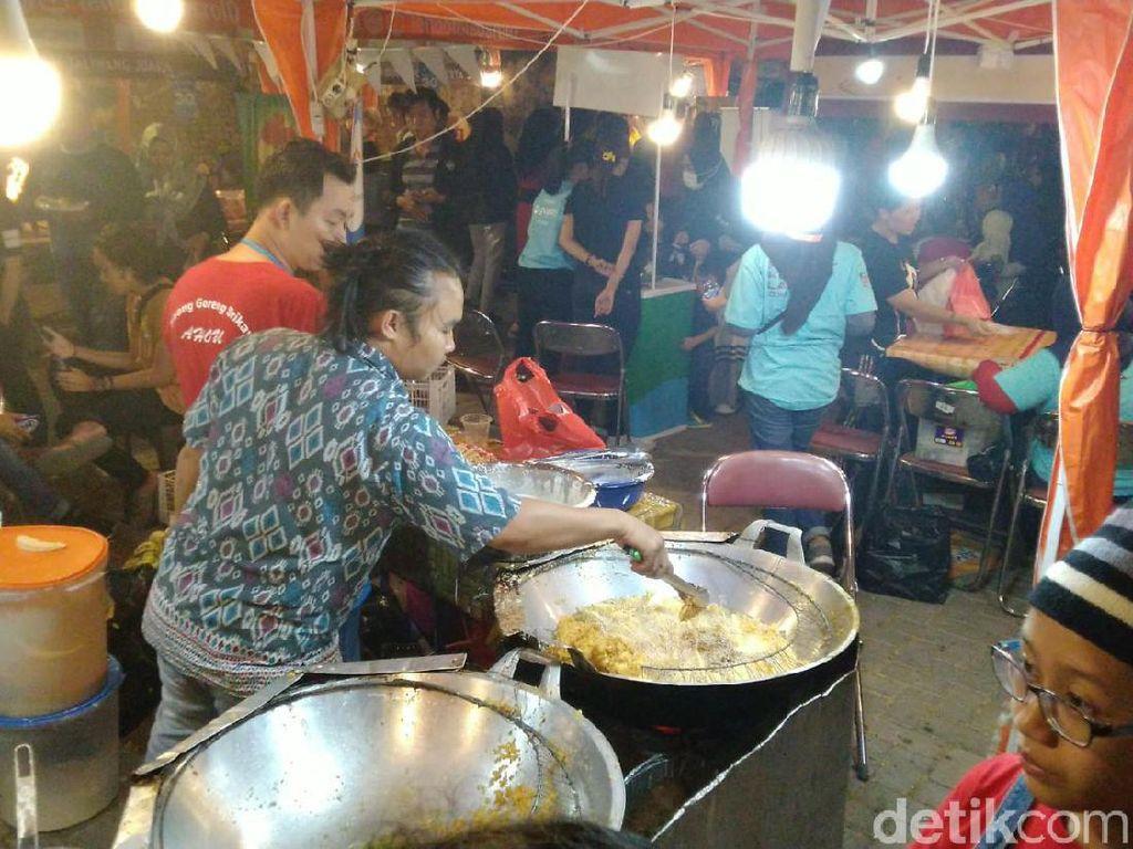 Mulai Weekend Ini, Berburu Kuliner di Festival Kota Lama Semarang