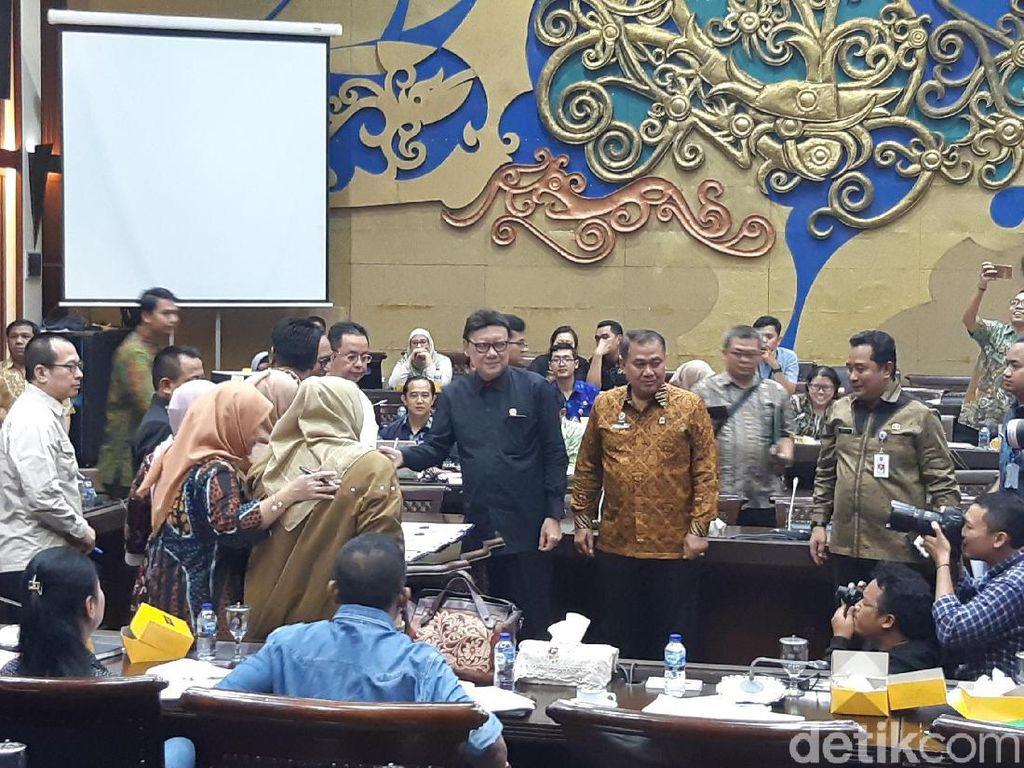 Rapat Tertutup, DPR-Pemerintah Sepakati Revisi UU MD3