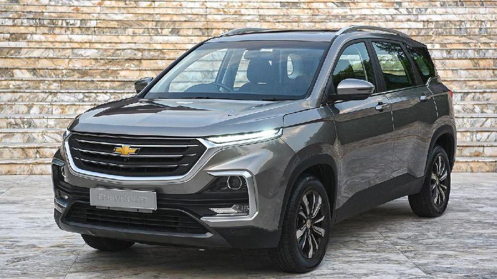 Wuling Almaz Versi Chevrolet