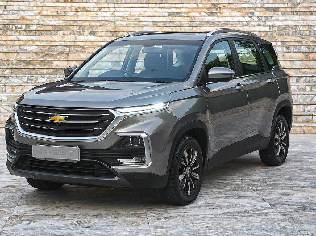 Wuling Almaz Versi Chevrolet Meluncur di Thailand, Ini Harganya