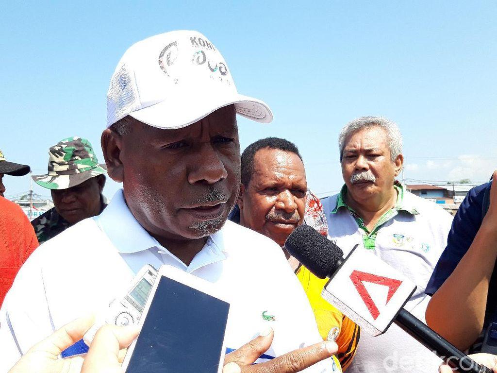 Bupati Jayapura dan Berbagai Elemen Masyarakat Deklarasi Damai Papua
