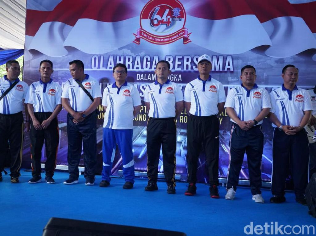 Satpas Polres Gresik Sabet Juara Dua Terbaik Se-Indonesia