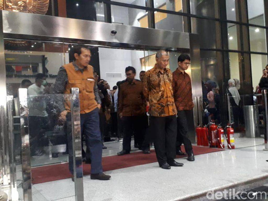 Penjelasan Lengkap Pimpinan KPK soal Kembalikan Mandat ke Jokowi
