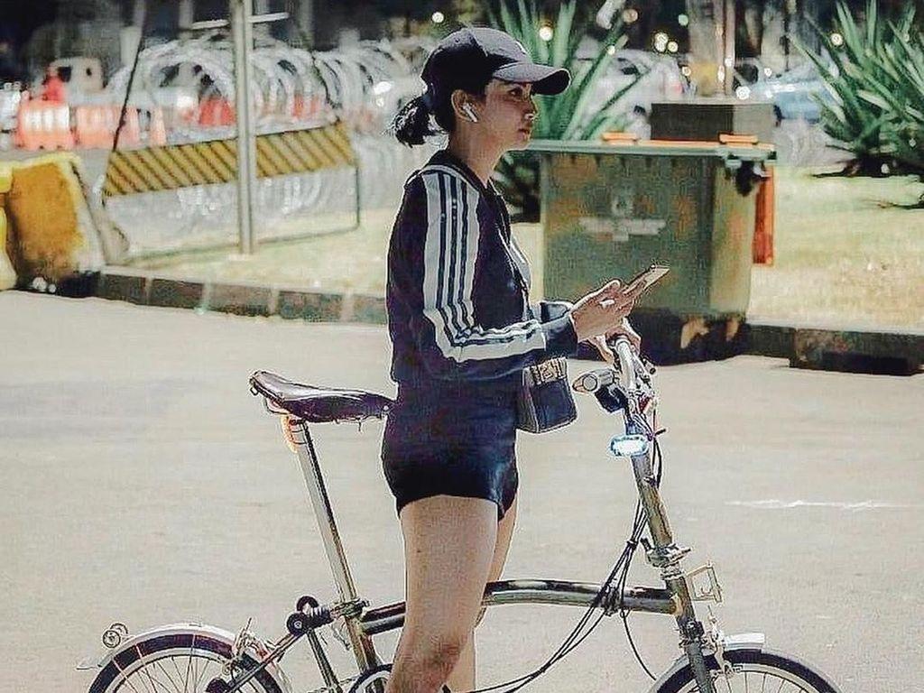 Foto: Sederet Orang Ternama dengan Sepeda Harga Selangitnya