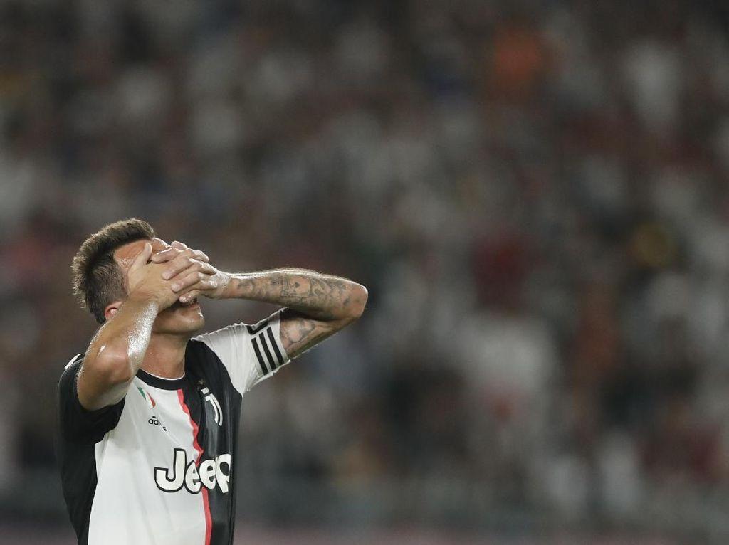 Rumor Transfer: Segera Tinggalkan Juventus, Mandzukic ke Qatar?