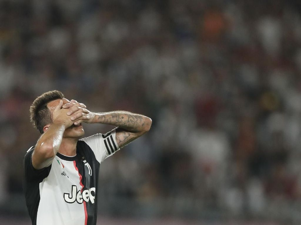Lampu Hijau Juventus untuk Peminat Mandzukic