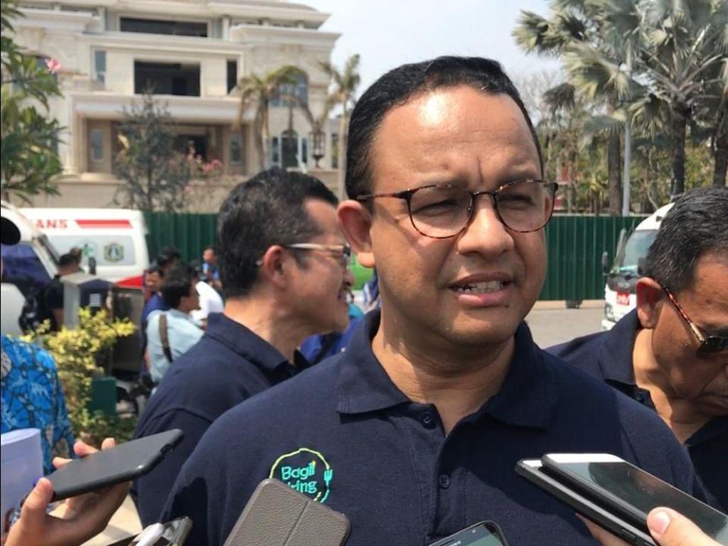 Syaikhu Siap Mundur dari DPR Jika Jadi Wagub DKI, Anies: Kita Hormati